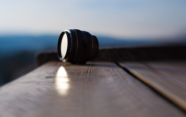lens with a view