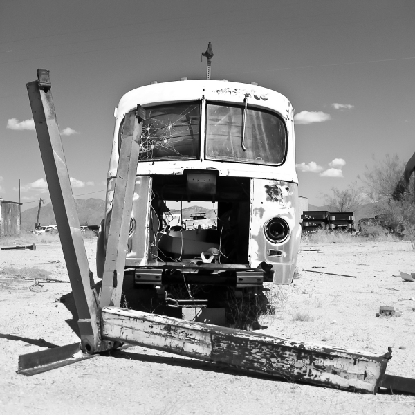 bus to nowhere