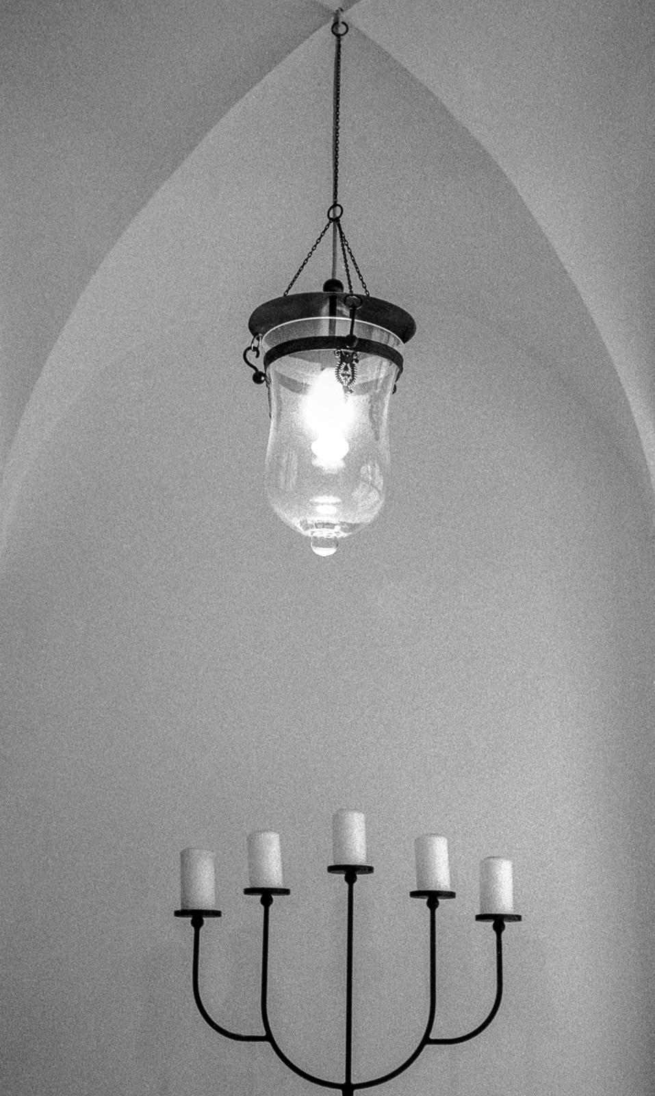 bulb beats candle