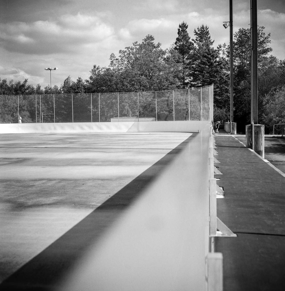 summer ice stadion