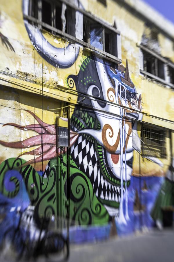 tel aviv graffiti #7