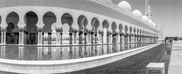 sheik zayed grand mosque #1