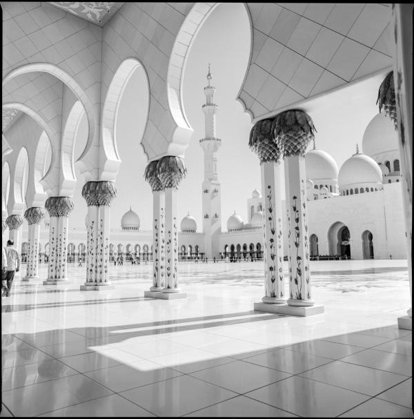 sheik zayed grand mosque #2