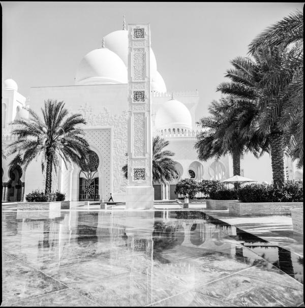sheik zayed grand mosque #3