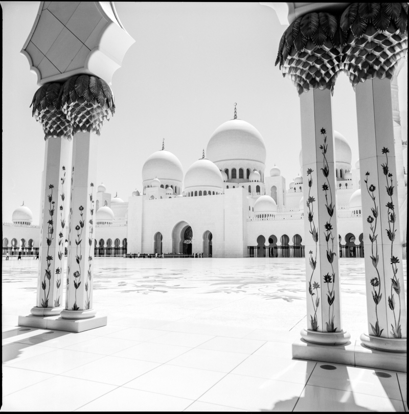 sheik zayed grand mosque #4