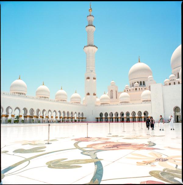 sheik zayed grand mosque #12