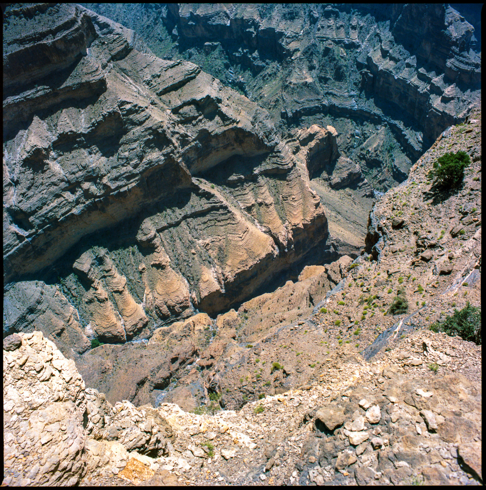 jebel shams canyon, sultanate oman #8
