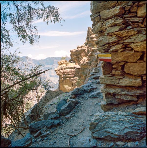 jebel shams canyon, sultanate oman #17