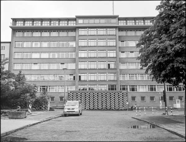 former national security headquarter of gdr