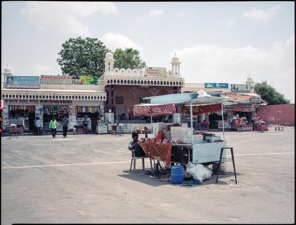 deshnok, rajasthan, india