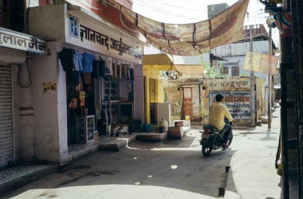 pokharan, rajasthan, india