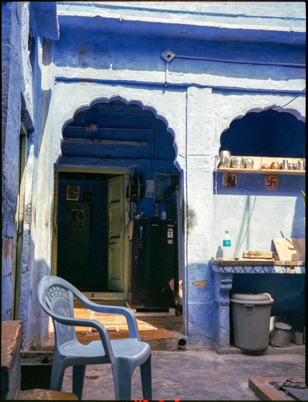 brahmin's house, jaisalmer, rajasthan, india