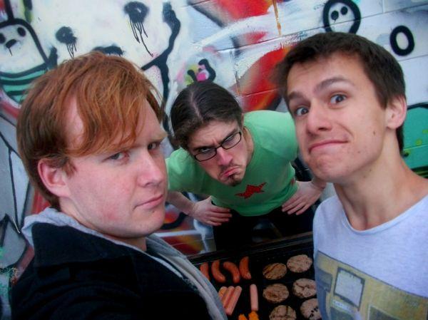 Day 268 - BBQ Boys