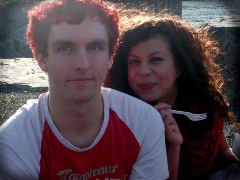 Day 345 - Britt and Ben
