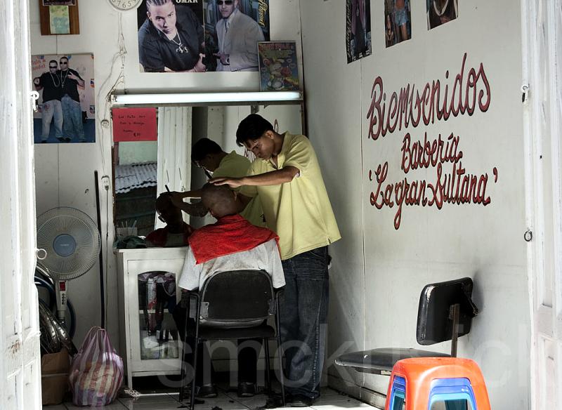 the hair cut, Grenada, Nicaragua