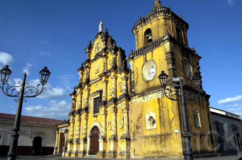 iglesia, Nicaragua