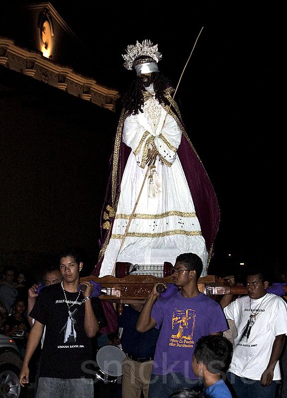 christ nicaragua