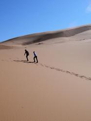 dunes morocco