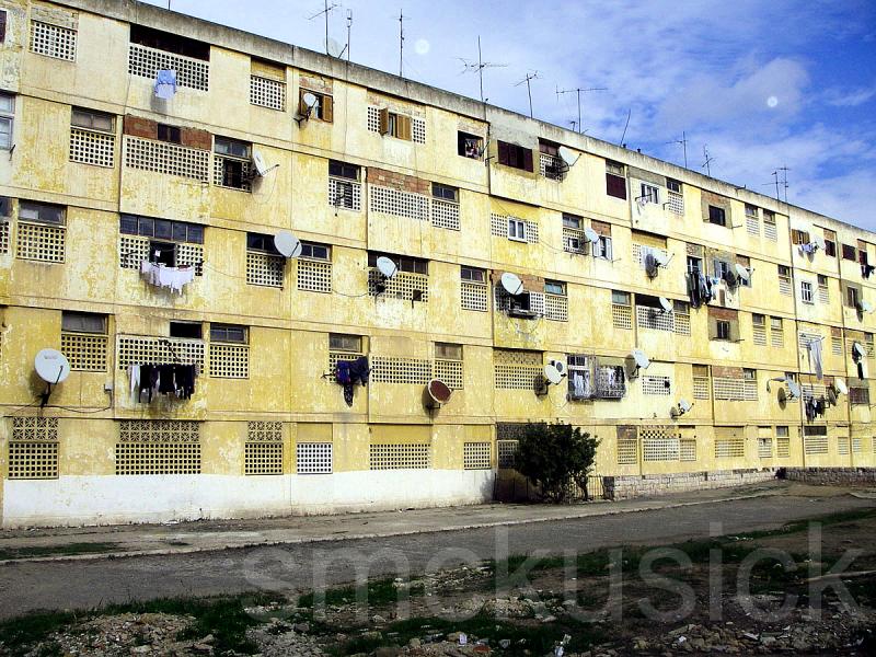 apartment building, morocco