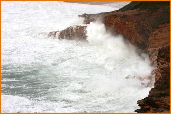 Praia Norte - Nazaré - Portugal