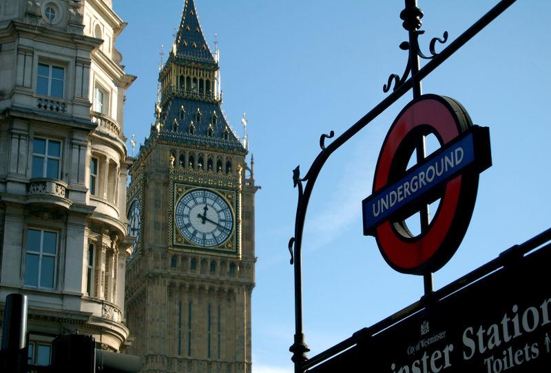 underground of london