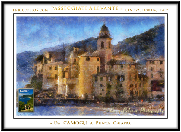 PASSEGGIATE A LEVANTE - PAINTED LANDSCAPE - a day