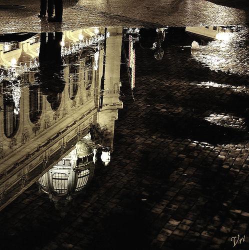 Praga reflections