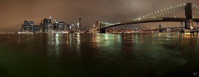 NY la nuit