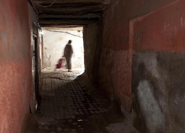 Marrakech in slow speed