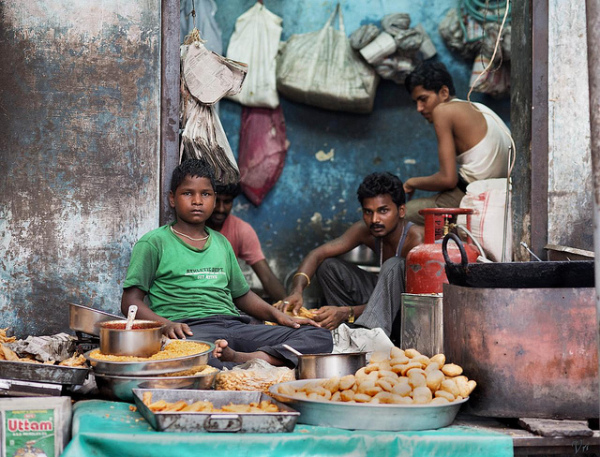 Life in India