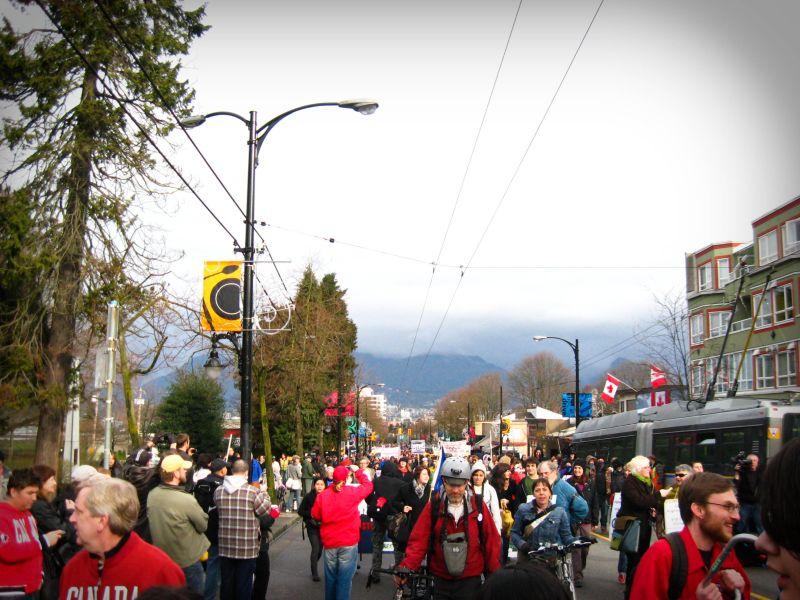 Rally on the Drive - Feb 12