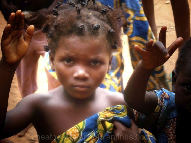 Benin West Africa