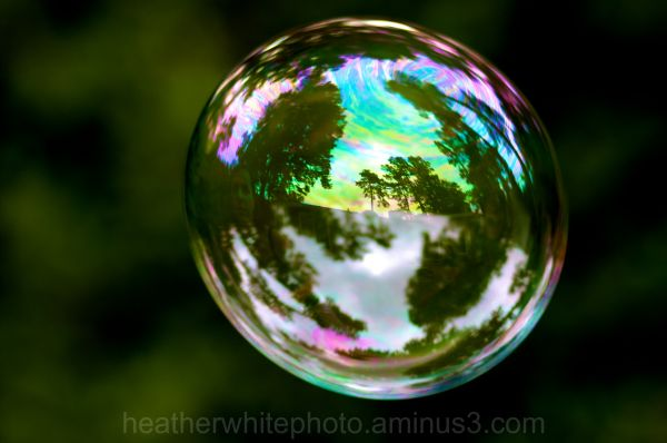 beautiful bubble