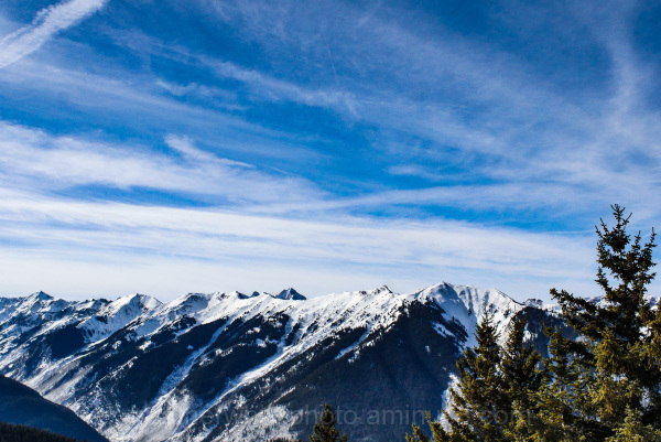 perfect morning to ski