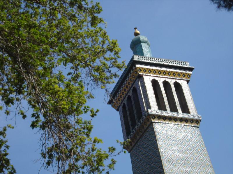 An ancient cooler,Tehran,Golestan palace