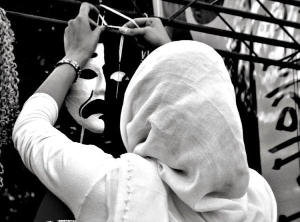 Is it my Mask ???