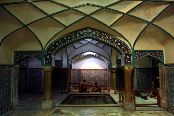 Ganjali khan Bath