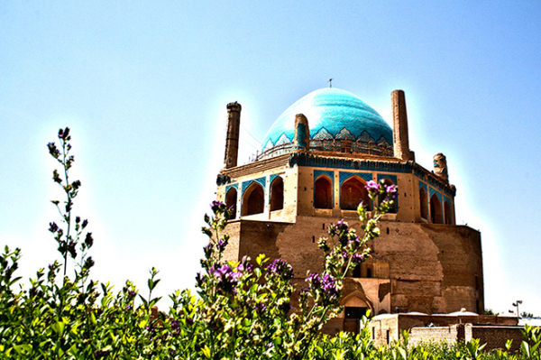 Soltanieh Dome (Gonbad Soltanieh) - Zanjan
