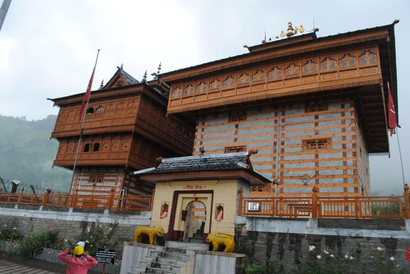 one of the 52 shaktipith Temple in India