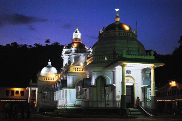 Mangeshi Temple, Goa