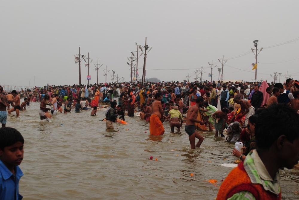 Kumbh Mela 2013 Allahabad