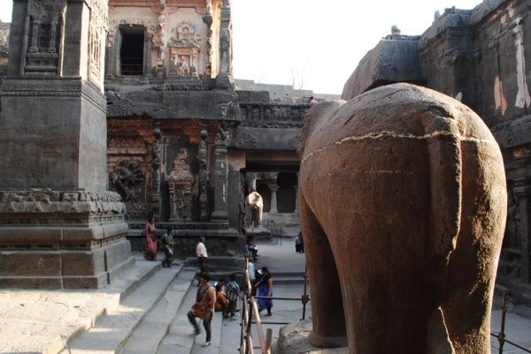 Kailash Temple Maharashtra India