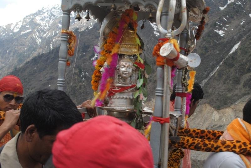 Palakhi (Palanquin) of Kedarnath