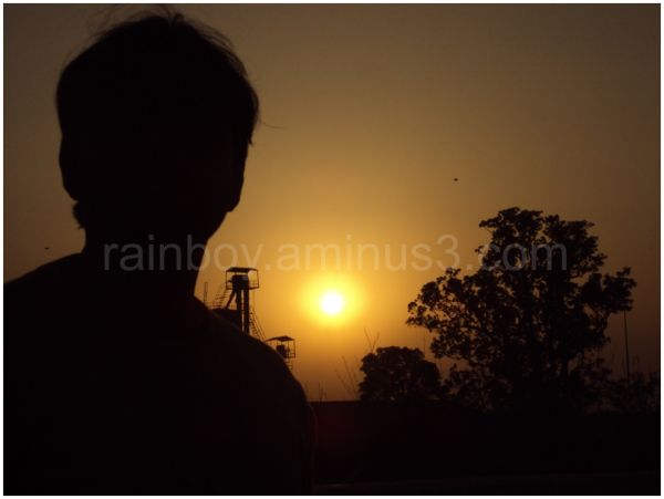sunset,vikramparmar,rainboy,
