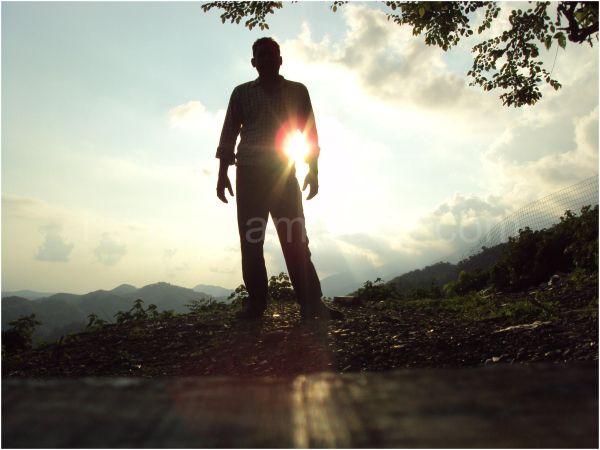 rainboy,sunset,vikram Parmar,Dehradun