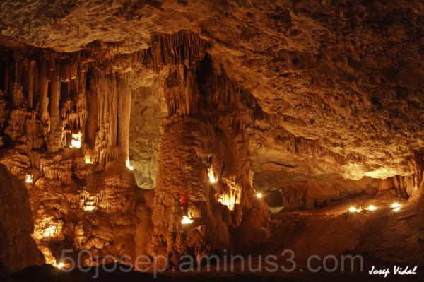 Dins sa cova , Son Mestres , Menorca