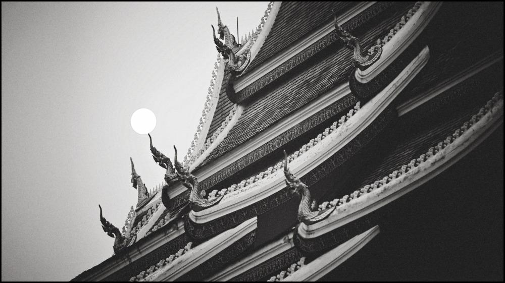 pagoda in Laos