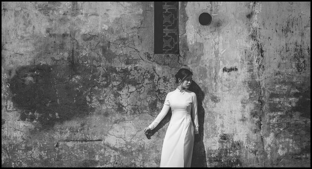 Portrait, Hoi An, Vietnam