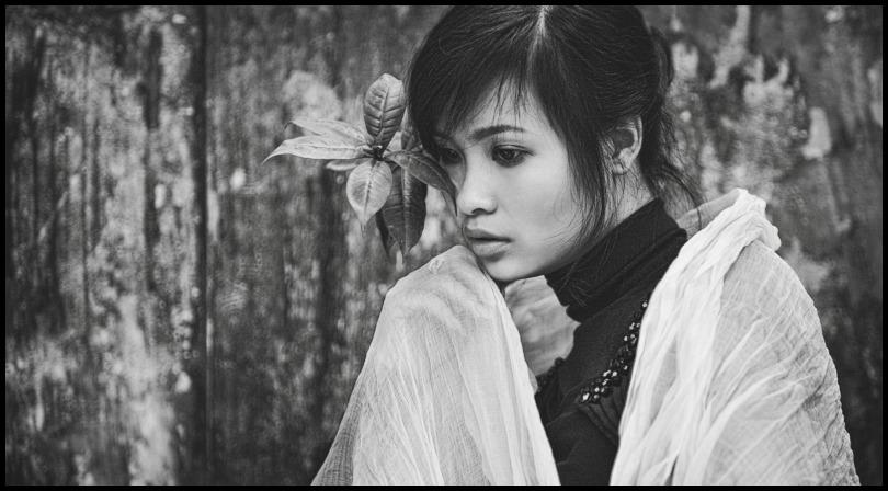 Portrait, Vietnam
