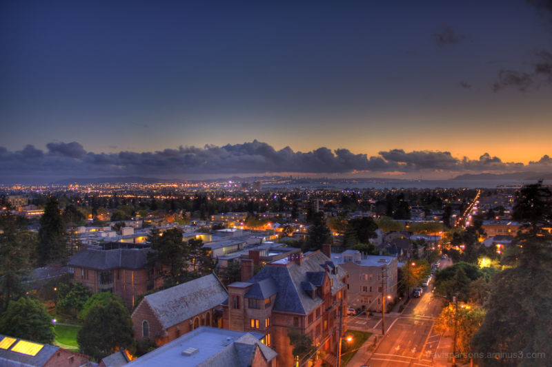 HDR Berkeley